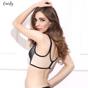 Push Women Up Bra Lace Bralette Adjusted Comfortable Wireless Bra Underwear Women Sexy Lingerie Plus Size C D Cup