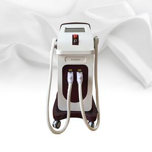 2019 Multifunction Beauty Machine Elight+nd Yag+Ipl Laser Machine Price / ipl shr laser removal tattom removal laser