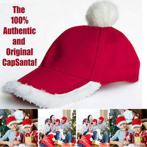Rouge Chapeaux de Noël Chapeau de Père Noël Décoration Chapeaux pour Adultes Enfants Cadeaux Nouvel An Red Hat mignon