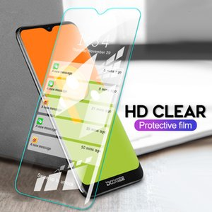 """GerTong vetro temperato per Doogee Y8 della protezione dello schermo la pellicola per Doogee Y8 vetro temperato 6.1"""" pollici di protezione di vetro della pellicola della copertura 9H"""