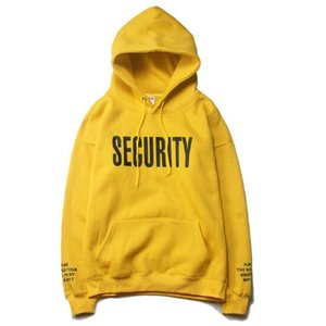 Mens Hoodies High Street Style Hip Hop Bieber Kanye Oversize Loose Velvet Hooded Sweater Coat Asian Size M-2XL