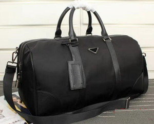 2019 P Marca Saco de Viagem designer de luxo sacos de viagem mens designer de luxo saco de bagagem de viagem designer de bagagem Grande Saco Dos Homens Marca Traveing Sacos