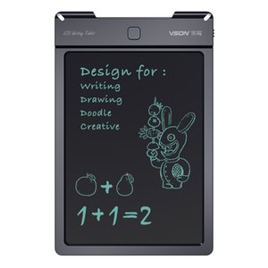 Children Kids LCD E-Writing Tablet Pad Educational Learning Toy Gift