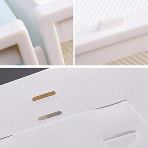 Pieghevole chiaro Shoes Shoes Storage Box addensare plastica impilabili scatola dell'organizzatore di economia di spazio Stacking antipolvere Box IIA113