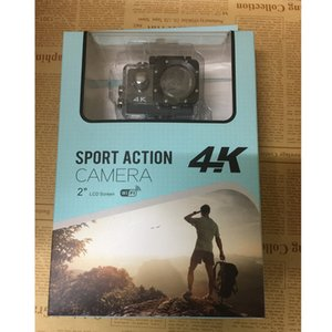 Bestselling Sports camera 2inch Screen Ultra HD 4K Video Waterproof WIFI Camera Action Sports Camcorder 1080P DV Cam Wide Angle 170 Degree