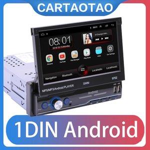 1DIN Android 8.1 GO Quad-Core Car DVD GPS Navigation Player 7 '' Universa Radio Car WiFi Bluetooth MP5 player Multimedia