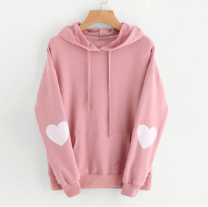 Unisex Woman Men Lover Couple Matching Hoodie Jumper Long Sleeve Tops Winter Warm Sweatshirts Outfits Clothes Sets 2019 New