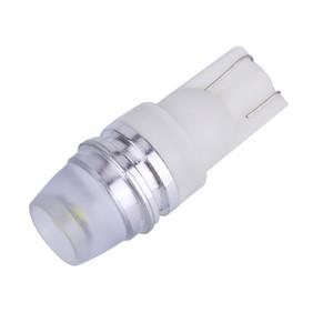 높은 전원 1.5W T10 LED 전구 자동차 인테리어 테일 라이트 오목 거울 12V 10PCS