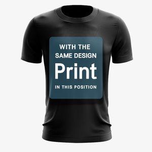 Atacado New chegada 3D impressão camisas Sublimation Custom Sport T-shirt dos homens