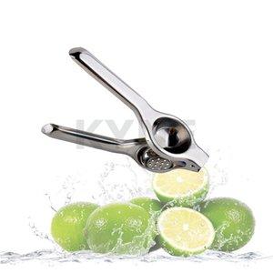 Доставка DHL из нержавеющей стали лимон соковыжималка лимон руководство соковыжималка крепкая squeezer известки антикоррозийный ручной Лайм Фреш инструменты с розничной коробке