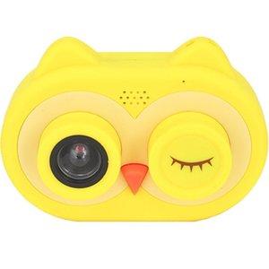 Cámara Inteligente búho niños del estilo mini WiFi HD cámara, Estilo: 32 GB Tarjeta de memoria