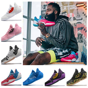2020 New arrivals Men's Basketball Shoes Harden Vol.2 Sneakers James Harden 4 Vol2 Professional Basketball Shoe Trainers jogging Sneakers