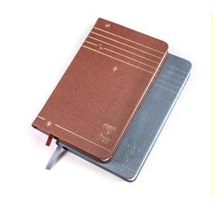 Original Notebook portátil Xiaomi Youpin Noble especiais papel da capa Dowling de papel 192 páginas para Escritório Escola Azul Vermelho 3012464