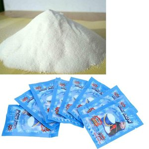 Wholesale-10 bags pack Christmas DIY Gift Creative Artificial Winter Instant Snow Powder snow Free Shipping