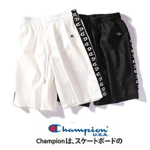 Hommes Designershorts Pantalons Shorts Summer Fashion Imprimé Shorts Détendu Luxe Drawstring Sweatpants Brandshorts Livraison gratuite 20022104Y