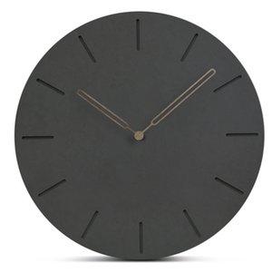 Wood Wall Clocks Silent Sweep Modern Elegant Creative Clock Home Decoration Fashion Home Decor Wall Clock
