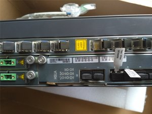 100% работает на Fiberhome AN5516-04 GPON EPON 2U Mini OLT DC Энергооборудование Optical Line Terminal + 8port GPON / EPON