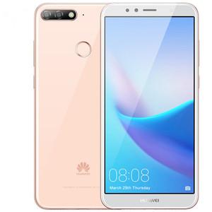 """Huawei original Disfruta 8e teléfono celular 4G LTE 3 GB de RAM 32 GB ROM Snapdragon430 Octa Core Android Teléfono 13 MP de huellas dactilares Face ID Smart Mobile 5.7"""""""
