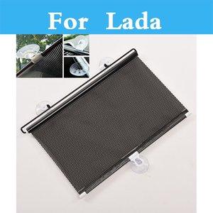 Auto-Sonnenblende Auto Fenster-Saugschalen-Auto-Vorhang-Abdeckungen Sonnenschutz für Lada Priora Sens Vesta Vida Chance Granta Kalina