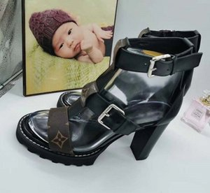 Classics 2020 Designer Women Heels Pumps Patent Leather Dress Shoes Ladies sexy High-heeled Shoes Ankle heel Women Shoes shoe09 L08