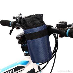 Açık İzolasyon Çantası Polyester Bisiklet Kettle Binme Araç Ekipmanları 750ml