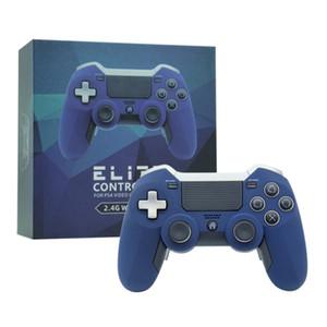 DHL tarafından PC / elit aksesuarlarla uyumlu PS4 kablosuz oyun kolu eden PS 42.4g elit kolu / elit sap