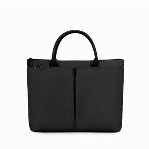 13inch 14inch 15inch moda spalla impermeabile Computer Briefcase Laptop Bag per gli uomini donne
