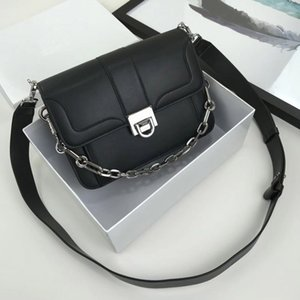New chain flip cover bag luxury branded women's M&#0rs backpack high quality M899 Genuine Leather shoulder bag handbag