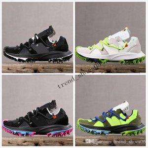 Mens di alta qualità di Terra Kiger 5 Formatori per Scarpe Sneakers Degli Uomini Donna sportiva Trainer femminile della scarpa da tennis dell'uomo Chaussures Donne