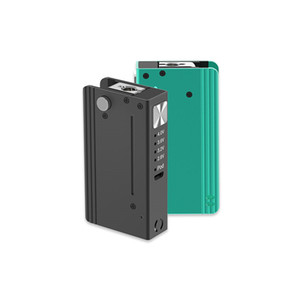 2020 Nueva Pod Vape Mod agujero del acollador portátil Vape Mod batería 510 Tema Cartucho Mod Vape