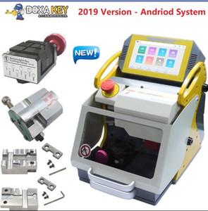 Satılık 2019 Yeni Key çoğaltıcı İçin Makine Lazer Anahtar Kesim Makinası İyi Üst Kalite SEC-E9 Otomatik Araç Anahtarı