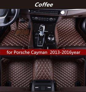 for Porsche Cayman 2013-2016year Non-slip non-toxic floor mat car floor mat