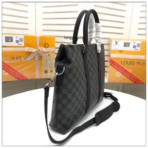 louis vuitton Lv Çanta İş Bilgisayar Hand torbaları lüks tasarım En iyi kalite ünlü marka tasarımcısı moda erkekler kadınlar lüks çanta deri çanta marka çanta