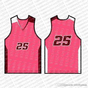 2020 Top Mens Stickerei Logos Jersey Freies Verschiffen billig nennen Großhandel Jede beliebige Anzahl Custom Basketball Jerseys cccc