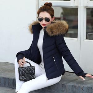 piumino usura della neve delle donne parka wadded femmina 2019 autunno e giacca invernale donne cotone imbottito tuta sportiva di inverno del cappotto SH190902