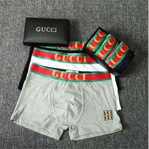 Colore casuale Ethika Mens Boxer Mens Progettista biancheria intima cotone traspirante boxer mutande Mutandine Quick Dry m -XXL
