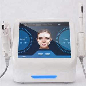 Novità Tech 2 in 1 Hifu vaginale serraggio macchina + pelle di serraggio Face Lifting macchina