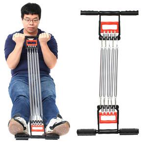 Neh 3 in 1 Chest Entwickler Frühling Expander + Handgriff + Pedal 5 Feder Multifunktionales abnehmbaren Muskel-Übungs-Ausrüstung NCM99