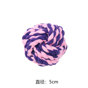 Plush Small Dog Toy Ball To Bite Rope Funny Pack Dog Toys for Aggressive Chewers Resist Teeth Jouet Chien Pet Products XX60DT