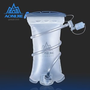 AONIJIE Soft Reservoir 1.5L Water Bladder SD20 Hydration Pack Water Storage Bag TPU BPA Free For Running Hydration Vest Backpack
