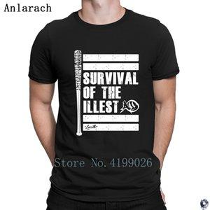 Lucille monte pamuk Normal Anlarach baskılı erkekler için Yeni Stil HipHop En Unisex 2018 tshirt tişörtleri