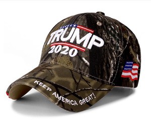 DHL delivers free spot us trump presidential campaign hat Donald trump2020 camouflage baseball hat