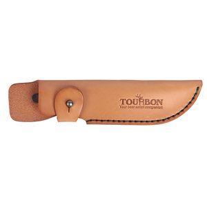 Tourbon охотничье ружье аксессуары ножны ножны фиксированным лезвием кожаные ножны для ножей охотничий нож чехол чехол из натуральной кожи