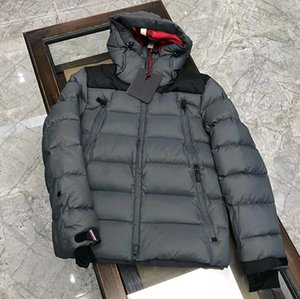 Luxury Designer Outerwear from men comfortable soft down jacket 90% goose casual leveda maya winter coat size 1-6