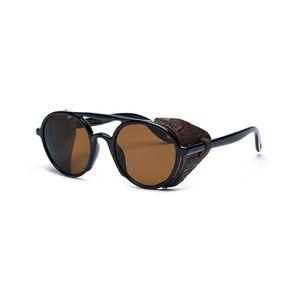 mens designer glasses Titanium Eye transparent glasses Clear glass Eyeglasses Myopia Presbyopia Prescription Optical round sunglasses