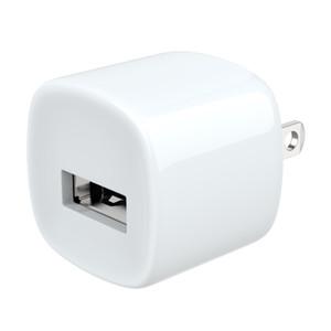 Inizio 5W casa parete del cubo Caricatore Blocchi A1385 US Plug USB caricatore della parete per iPhone XR XS Max X 8 7