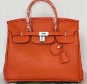 Bolso de lujo del nuevo bolso de la mujer del diseño de los 35cm, bolso de la moda, bolso suave grande de la cerradura de la moda