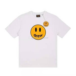 Drew House SS20 New Arrival Top Quality Brand Designer Clothing Men's T-Shirts Print Tees Short Sleeve S-XL 006