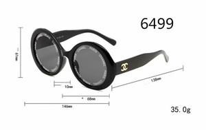 Mode lunettes de soleil rondes lettres lunettes de soleil femmes marque lunettes designer mode femmes livraison gratuite peut être en gros