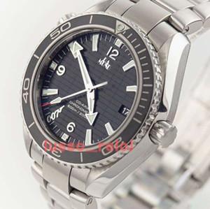 2020 Hot venda de luxo mens mestre relógios Melhor Edição velocidade 007 movimento automático Mar Designer Assista cinta de aço Professional Diver reloj